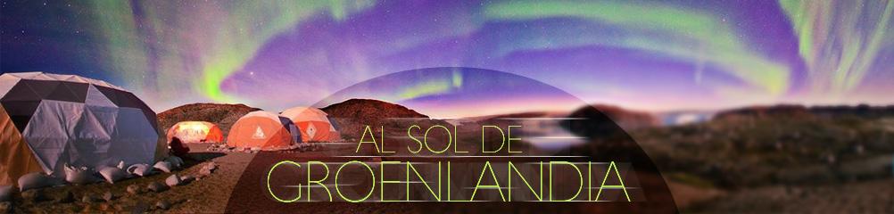 Al sol de Groenlandia: extremeños en el hielo