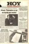 HOY hace 25 años