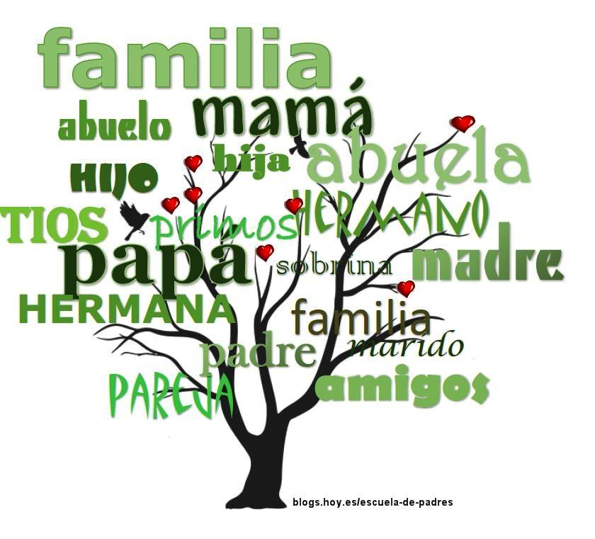 La familia, algo más que una tribu. | Escuela de Padres - Blogs hoy.es