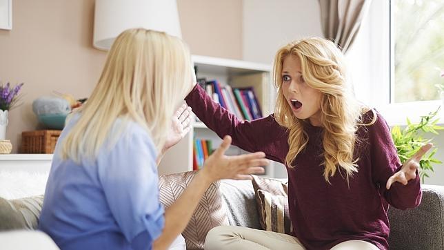 Educando adolescentes habrá conflictos que no es posible negociar. (Foto Abc.es)