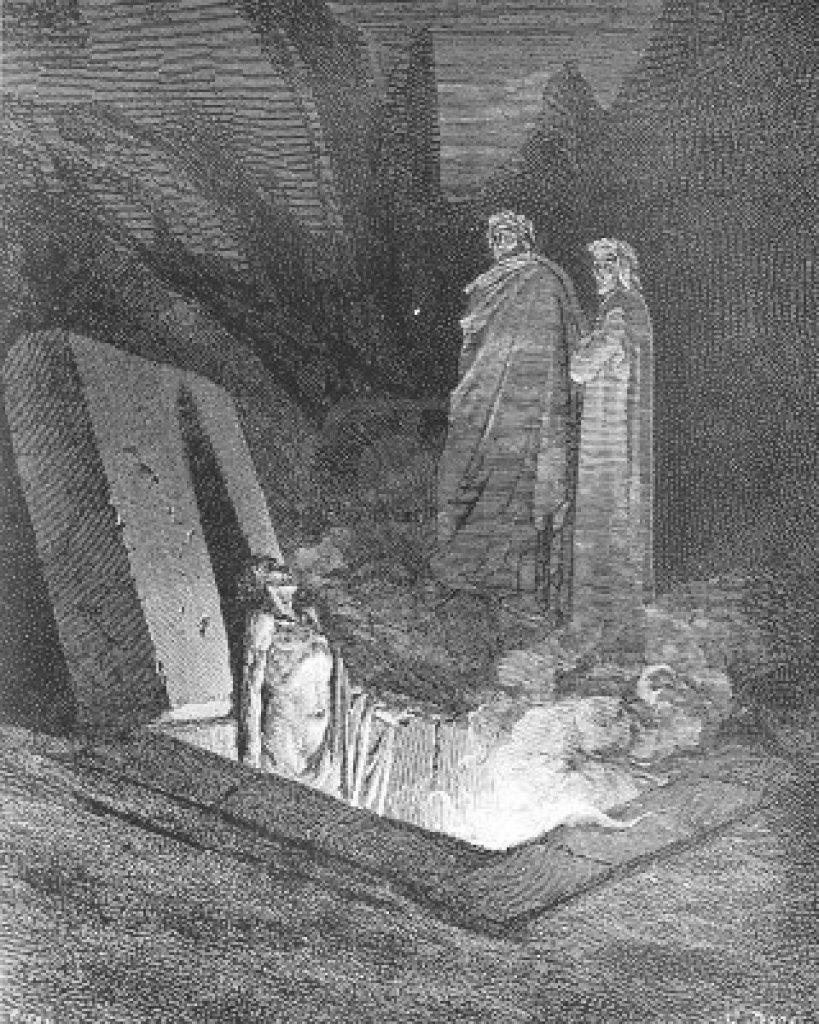 Ilustración de Gustav Doré