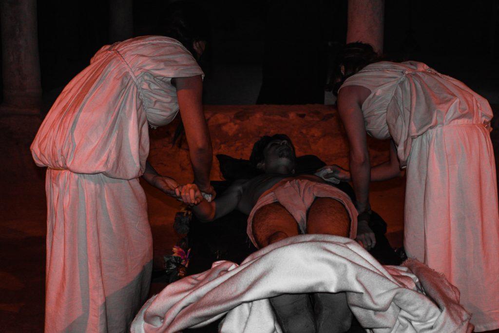 El romano no teme a la muerte, sino a la mala muerte. Funus de Emérita Lvdica. (A. Briz)