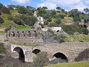 Vista General del Convento de la Luz (V. Gibello).