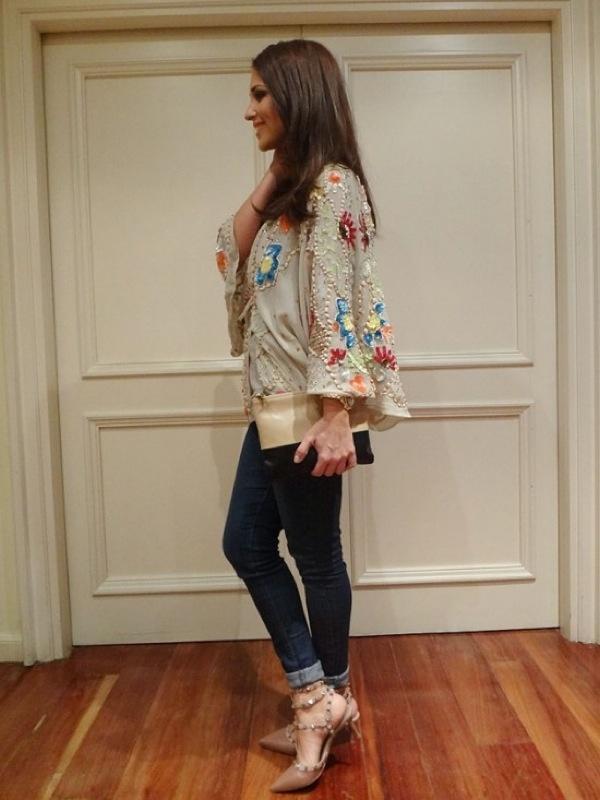 La fiebre del kimono ponte guapa hoy blogs for Look para cena informal amigas