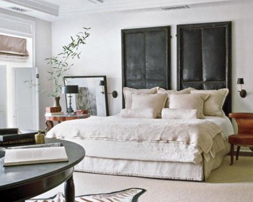 C mo dise ar un cabecero con poco dinero red decora - Cabeceros de cama antiguos ...