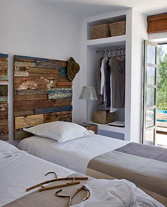 C mo dise ar un cabecero con poco dinero red decora blogs - Cabezales de cama de madera ...