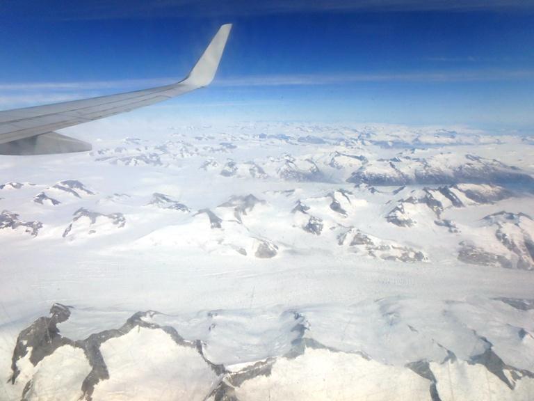 Estremecedoras montañas de los fiordos del Este, un lugar inhóspito e inhabitado, con grandes extensiones de campos de hielo imposibles de atravesar a pie.
