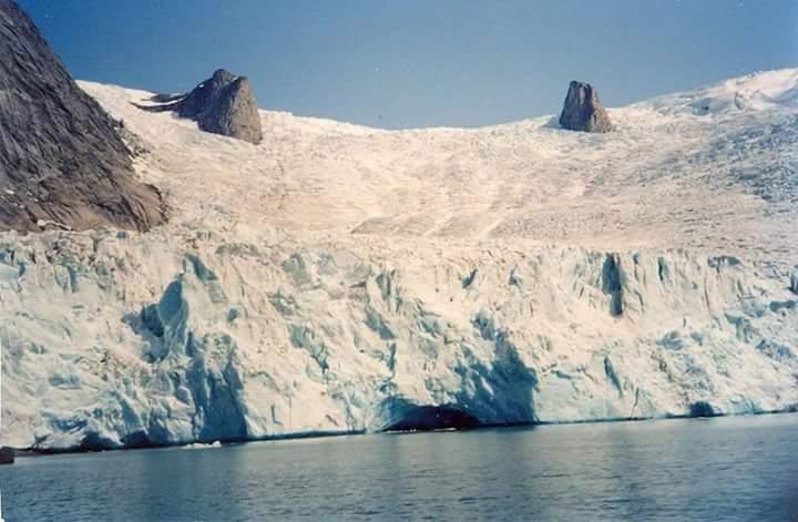 Este era el estado del gigante de hielo en el año 1994
