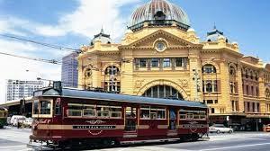 Melbourne tranvia