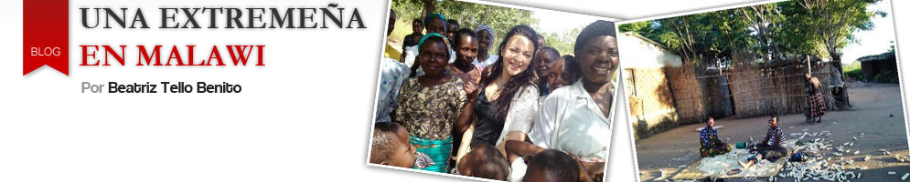 Una extremeña en Malawi